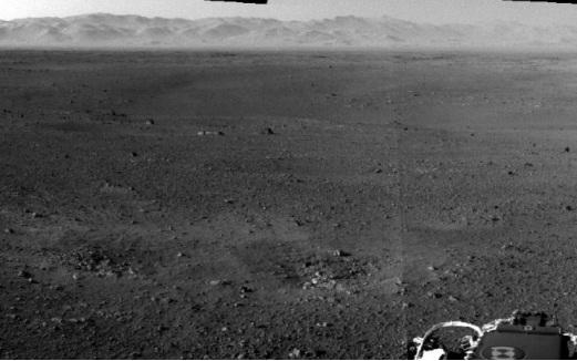 marte Curiosity busca Vida em Marte: Últimas Fotos do Jipe Robô, Imagens