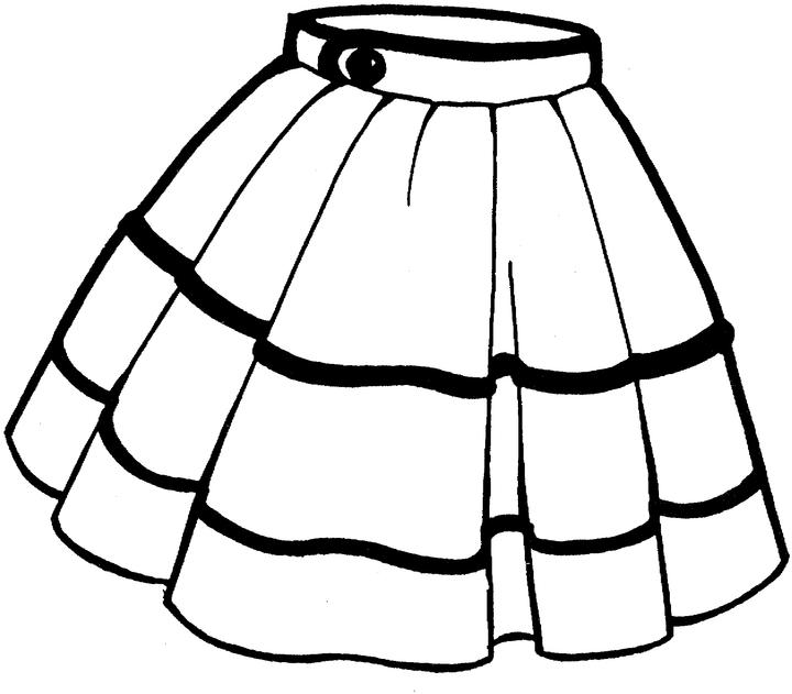 long pants coloring pages - photo#30