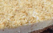 Receita Torta Gelada de Amendoim Ana Maria Braga: Mais Você 18/09/12