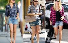 Camisas Xadrez Moda: Como Usar, Cores, Modelos e Tendências de 2013
