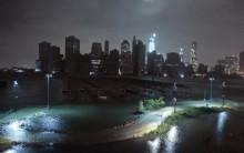 Tempestade Sandy Fotos: Imagens Incríveis do ex-Furacão nos EUA
