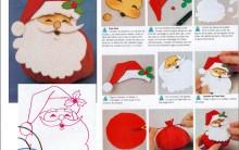 Artesanato de Natal: Decoração para Ceia, Vídeo Passo a passo e Fotos