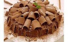Torta de Chocolate – Receita de Sobremesa de Chocolate passo a passo