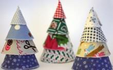 Árvores de Natal Criativas: Modelos Originais, Como Montar e Enfeitar