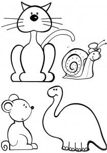 animais para colorir desenhos online imagens para imprimir grátis