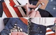 Customizar Shorts: Vídeo Passo a Passo, Como Tingir e Fotos