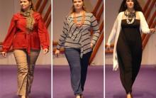 Moda Plus Size Inverno 2013: Roupas, Acessórios, Tendências e Fotos