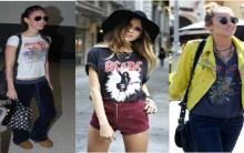 Camisetas de Banda de Rock: Customizadas e Clássicas, Galeria do Rock