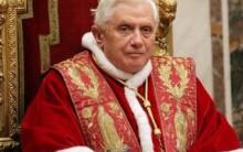 Discurso Oficial de Renúncia do Papa Bento XVI no Vaticano