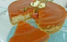 Receita Cheesecake Salgada Ana Maria Braga: receita Mais Você 18/03/13