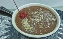 Creme de Chocolate Ana Maria Braga: receita Mais Você 27/03/2013