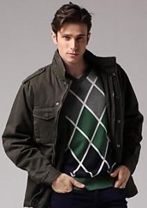 03468cddcc Moda Masculina  Jaquetas de Homem para Inverno 2013