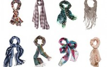 Moda Echarpe: Dicas de Como Usar, Onde Comprar, Lenços Moda Inverno