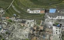 Terremoto na China 3 mil Feridos, 102 Mortos, Fotos, Últimas Notícias