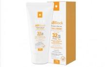 AllBlock protetor solar gel-creme oil-free 32fps, proteção clareadora, dicas