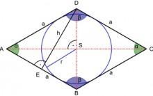Losango: Perímetro, Área, Ângulos, Fórmulas e Propriedades