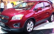 Chevrolet Tracker: GM Lança Novo Carro SUV Compacto, Fotos, Preço