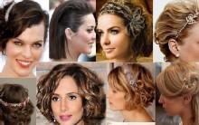 Penteado para Cabelo Curto: Dicas de Look de Festa, Como Pentear