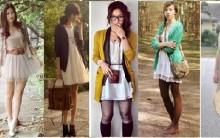 Vestido e Cardigan Como usar, onde Comprar, Preço, dica de Combinações