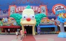 Parque Temático dos Simpsons em Orlando: Fotos, Informações, Atrações