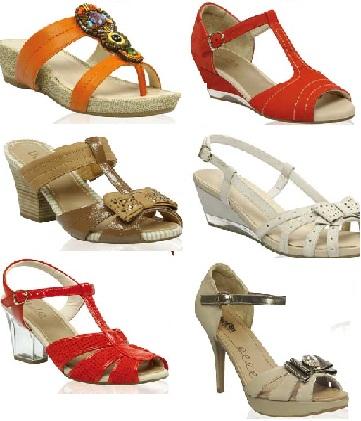 usaflex-modelos-de-sapatos- Gostou dos modelos da nova coleção ... c464f363cf1