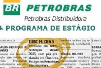 Petrobras Distribuidora: Inscrição para vaga de estágio, Salário, Site
