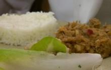 Porco com Amendoim Jogo de Panela: Receita Mais Você, Ana Maria 13/09
