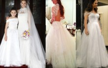 Vestidos de Noivas de Novelas – Fotos dos Modelos, detalhes do look