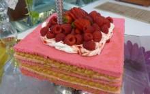 Bolo Colorido Mais Você: Receita Naked Cake Ana Maria Braga 21/10/2013