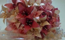 Buquê de Origami  – Tendência da Moda Noiva, Modelos, Onde Comprar