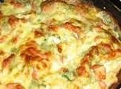 Couve flor gratinada Especial Receita rápida de couve flor com queijos