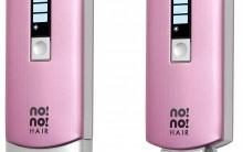 Depilador no!no! Hair – Como acabar com os pelos, Depilação definitiva