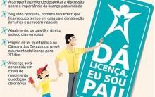 Licença Paternidade – Leis para Aumento dos Dias do Pai em Casa