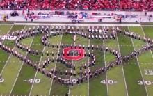 Banda Marcial da Universidade de Ohio –  Vídeo de Show, Coreografias