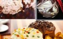 Cobertura para Panetone Receitas Merengue, Marzipã, Cubrele, Chocolate
