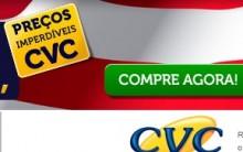 Pacote Viagem CVC Promocão Criança não Paga, Dólar Reduzido, Parcelada