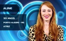 Aline BBB14 – Atriz Liz Moraes no Big Brother Brasil, Tudo Sobre