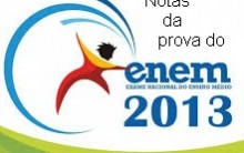 Resultado do Enem 2013 divulgado pelo Inep – Ver Notas Enem, Site