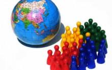 População Mundial: Densidade Demográfica e Crescimento Vegetativo