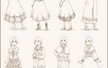 Como Desenhar Roupas de Mangá: Modelos, Vestidos, Vídeo, Passo a passo
