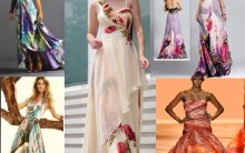 Vestidos de Festa Estampados: Curtos e Longos, Como Usar, Lojas, Fotos