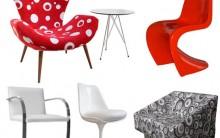 Cadeiras na Decoração: Onde Comprar, Modelos Estampados, Lojas e Sites