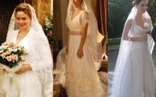 Vestidos de Noiva de Novelas: Modelos, Personagens, Fotos das Atrizes