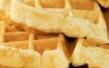 Receita de Pão de Queijo Tipo Waffler, Fazer na Sanduicheira ou Grelha