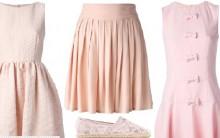 Rosa Blush – Cor da Moda, Tendências em Roupas, Sapatos e Acessórios