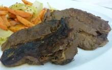 Peito Bovino Ana Maria Braga – Receita de Carne do Mais Você 24/03/14