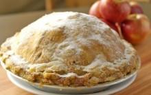 Torta de Maçã Tipo Americana: Receita Passo a Passo da Sobremesa Fruta