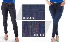 Jeans Gay: Masculina e Feminina Fica com Cores Arco íris ao ser Lavada
