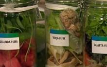 Salada em Potes para Semana – Dicas Saladas Frias e Quentes Bem Estar