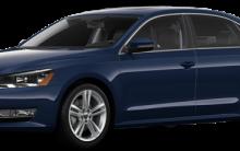 Carro com 10 Marchas da Volkswagen – Foto Passat 2015